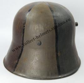 WW2 German helmet chin strap B/&C BERLIN 1941 Steel hardware